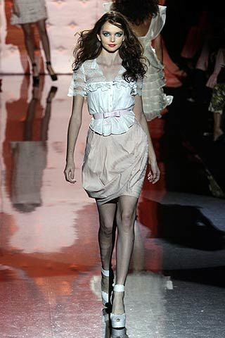 Betsey Johnson Spring 2007 Ready-to-wear Collections 0002