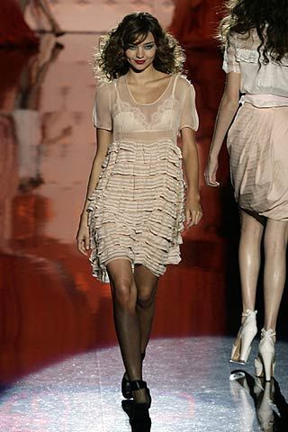 Betsey Johnson Spring 2007 Ready-to-wear Collections 0003