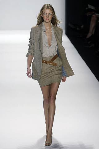 Bill Blass Spring 2007 Ready-to-wear Collections 0002