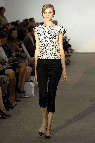 Behnaz Sarafpour Spring 2007 Ready-to-wear Collections 0002