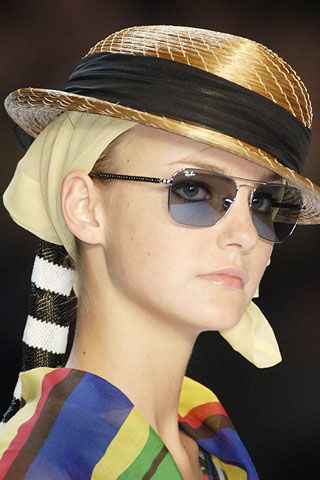 Alexandre Herchcovitch Spring 2007 Ready-to-wear Detail 0002