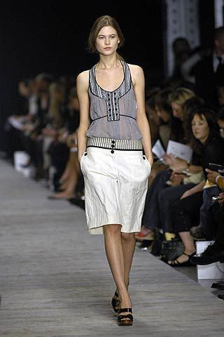 Derek Lam Spring 2007 Ready-to-wear Collections 0003