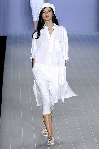 Lacoste Spring 2007 Ready-to-wear Collections 0002