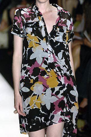 Diane von Furstenberg Spring 2007 Ready-to-wear Detail 0003