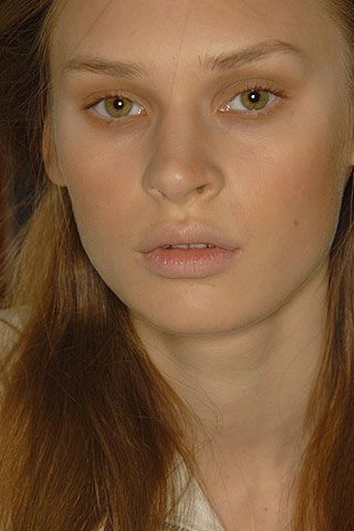 Jill Stuart Spring 2007 Ready-to-wear Backstage 0002