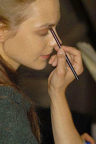 Jill Stuart Spring 2007 Ready-to-wear Backstage 0003