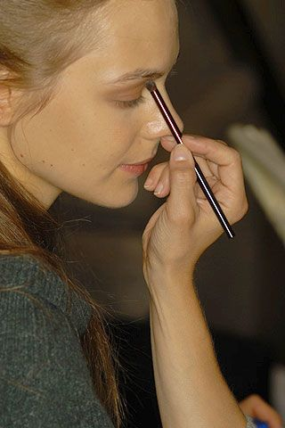 Jill Stuart Spring 2007 Ready-to-wear Backstage 0003
