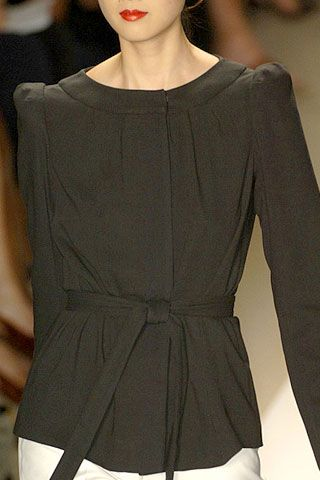 Tuleh Spring 2007 Ready-to-wear Detail 0003