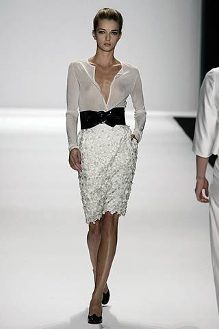 Carmen Marc Valvo Spring 2007 Ready-to-wear Collections 0002