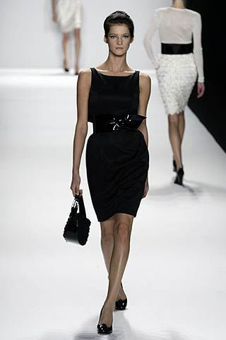 Carmen Marc Valvo Spring 2007 Ready-to-wear Collections 0003