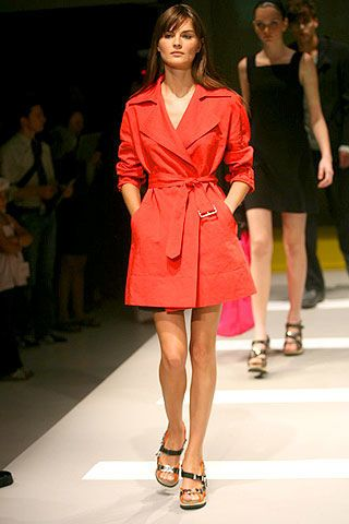 DKNY Spring 2007 Ready-to-wear Collections 0003