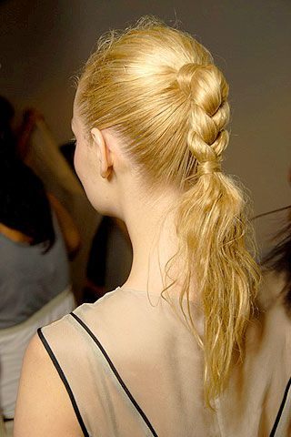 Victoria Bartlett Spring 2007 Ready-to-wear Backstage 0002