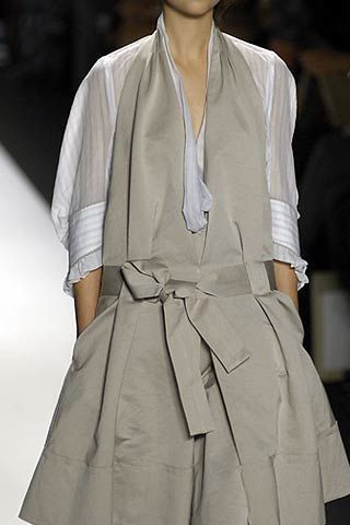 Max Azria Spring 2007 Ready-to-wear Detail 0002