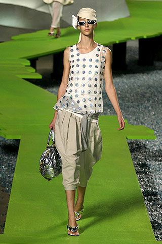 Marc Jacobs Spring 2007 Ready-to-wear Collections 0003