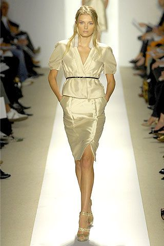 J. Mendel Spring 2007 Ready-to-wear Collections 0003
