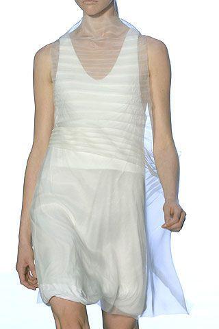 Calvin Klein Spring 2007 Ready-to-wear Detail 0002