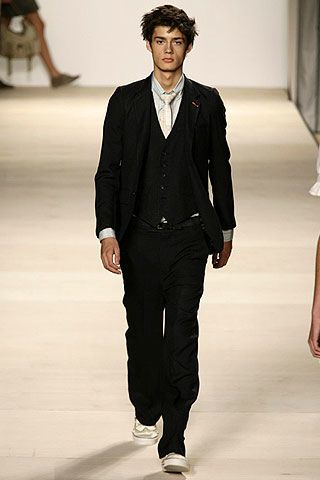 Marc by Marc Jacobs Spring 2007 Ready-to-wear Collections 0002