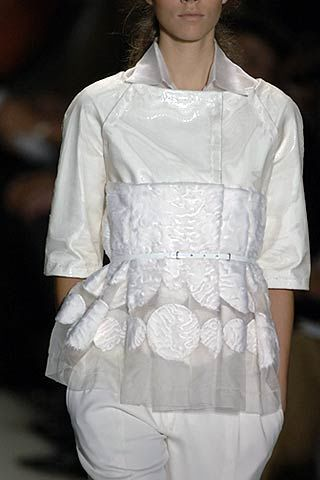 J. Mendel Spring 2007 Ready-to-wear Detail 0002