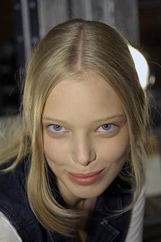 Derek Lam Spring 2007 Ready-to-wear Backstage 0002
