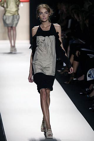 Vera Wang Spring 2007 Ready-to-wear Collections 0003