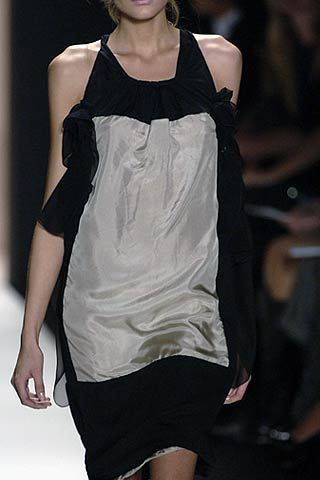 Vera Wang Spring 2007 Ready-to-wear Detail 0003