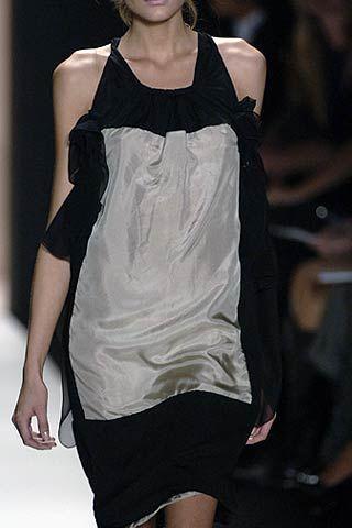 Vera Wang Spring 2007 Ready-to-wear Detail 0003