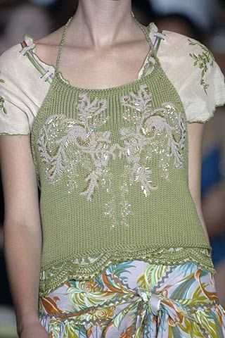 James Coviello Spring 2007 Ready-to-wear Detail 0002