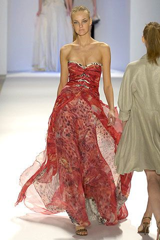 Carlos Miele Spring 2007 Ready-to-wear Collections 0002