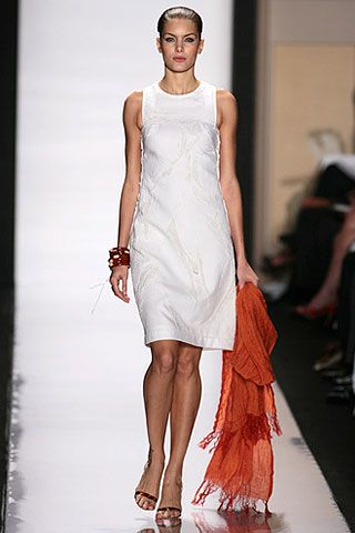 Chado Ralph Rucci Spring 2007 Ready-to-wear Collections 0002