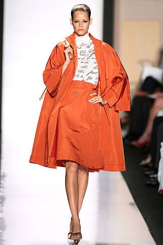 Chado Ralph Rucci Spring 2007 Ready-to-wear Collections 0003