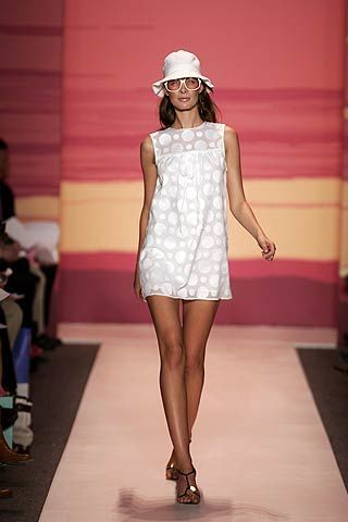 Milly Spring 2007 Ready-to-wear Collections 0002
