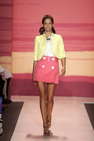 Milly Spring 2007 Ready-to-wear Collections 0003