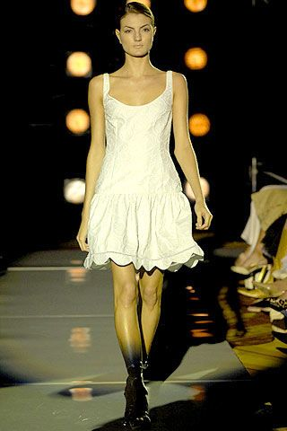 Douglas Hannant Spring 2007 Ready-to-wear Collections 0002