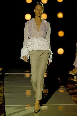 Douglas Hannant Spring 2007 Ready-to-wear Collections 0003