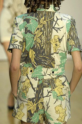 Jeremy Scott Spring 2007 Ready-to-wear Detail 0002