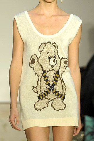 Jeremy Scott Spring 2007 Ready-to-wear Detail 0003