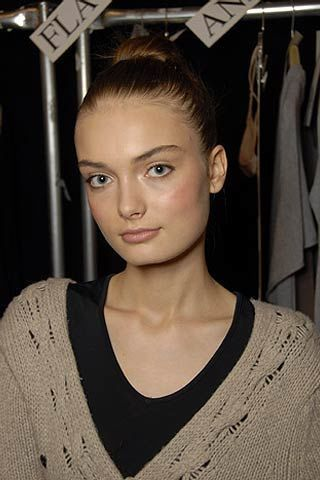 Michael Kors Spring 2007 Ready-to-wear Backstage 0002