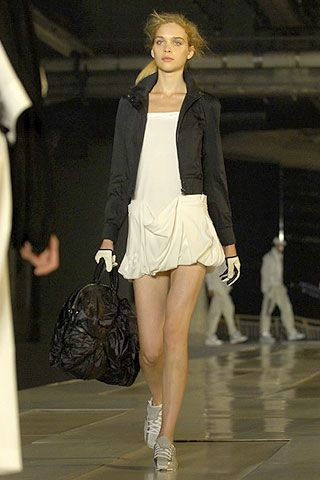 Y3 Spring 2007 Ready-to-wear Collections 0002