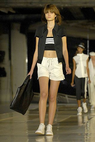 Y3 Spring 2007 Ready-to-wear Collections 0003
