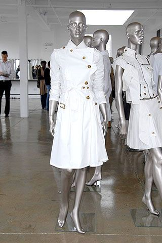 Antonio Berardi Spring 2007 Ready-to-wear Collections 0002