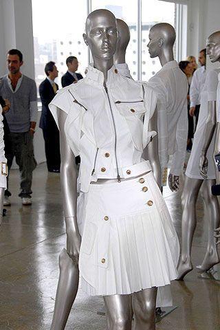 Antonio Berardi Spring 2007 Ready-to-wear Collections 0003