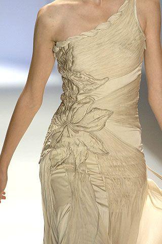 Carlos Miele Spring 2007 Ready-to-wear Detail 0003