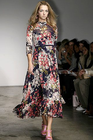 Rebecca Taylor Spring 2007 Ready-to-wear Collections 0002