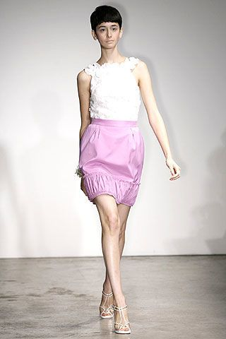 Rebecca Taylor Spring 2007 Ready-to-wear Collections 0003