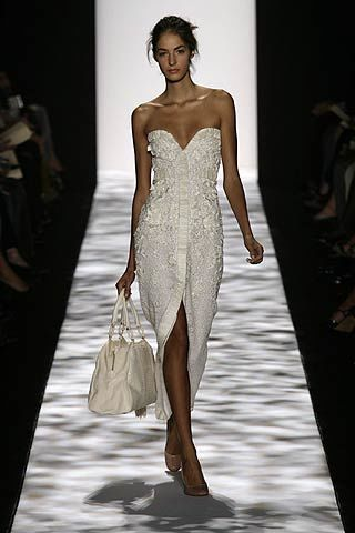 Badgley Mischka Spring 2007 Ready-to-wear Collections 0002