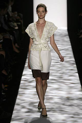 Badgley Mischka Spring 2007 Ready-to-wear Collections 0003