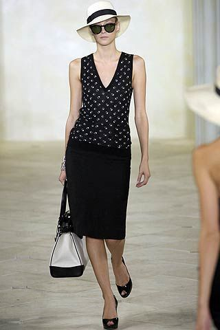 Ralph Lauren Spring 2007 Ready-to-wear Collections 0003