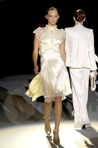 Zac Posen Spring 2007 Ready-to-wear Collections 0002