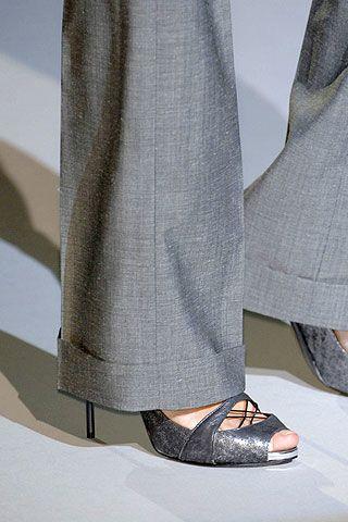 Zac Posen Spring 2007 Ready-to-wear Detail 0002
