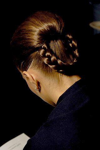 Chado Ralph Rucci Spring 2007 Ready-to-wear Backstage 0002